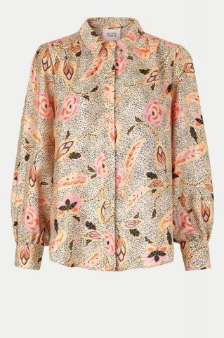 Eske shirt in an all over floral print