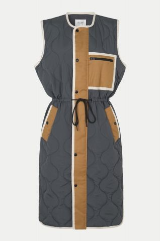 Wendy quilted waistcoat