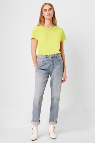 Palmira Straight leg denim jeans