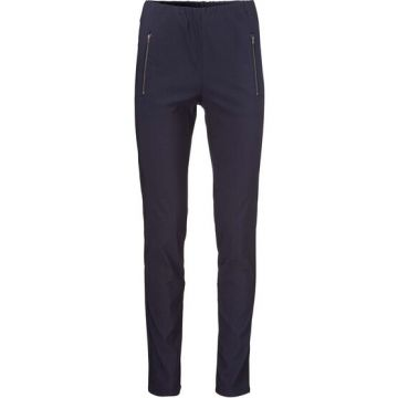 Pearl Basic Trousers - Navy