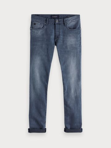Ralston Concrete wash denim - Reg slim fit