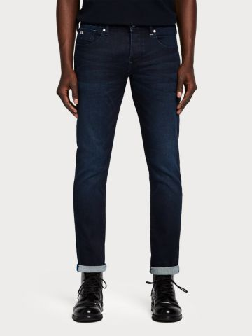 Ralston - Deep blue Regular Slim fit Denim