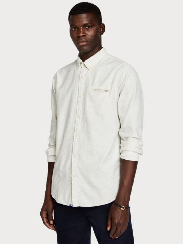 Chest Pocket Shirt Regular Fit