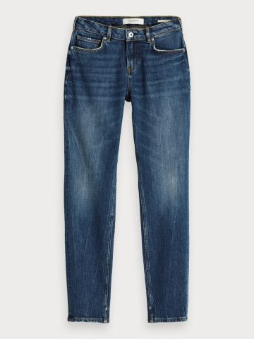 The Keeper Jean - mid rise slim fit