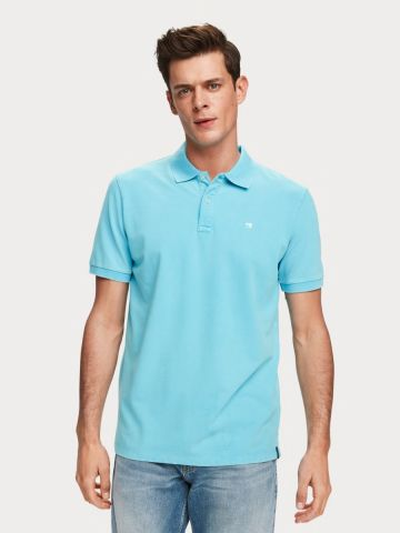 Dyed Polo shirt