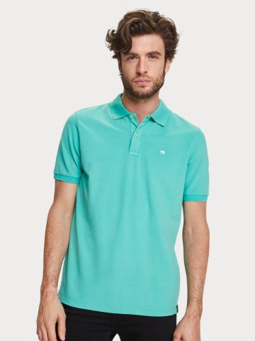 Dyed Polo Shirt - Branded