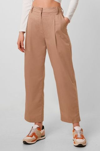 Sia - High waist pleat front trouser