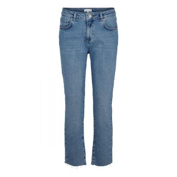 Sille HW Jeans Blue